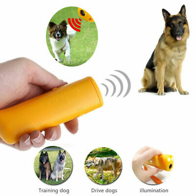 Ultrasonic Stop Anti Barking Pet Dog Repeller Puppy Training Control Device