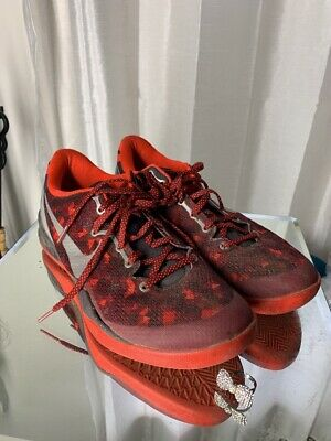 sports shoes d3999 c31f0 Nike Kobe 8 VIII YOTS Year Of The Snake Red 555035 661 Size 9.5