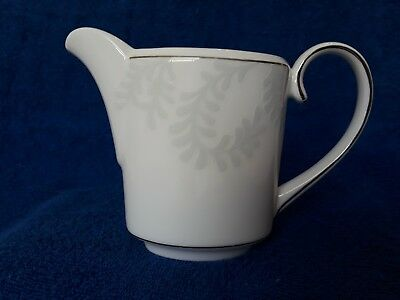 "Vera Wang Wedgwood ""Trailing Vines"" Bone China Creamer In Mint Condition"