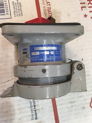 Crouse Hinds AR342 Receptacle