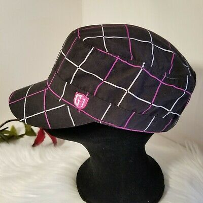 64ab3e06424 Women s Signatures G1 Golf Hat Cap W pink   White Accents Adjustable Back