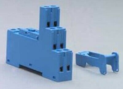 Finder DIN-RAIL MOUNTING SOCKET For 40,44 Series & 99-01 Module,Screw Connection