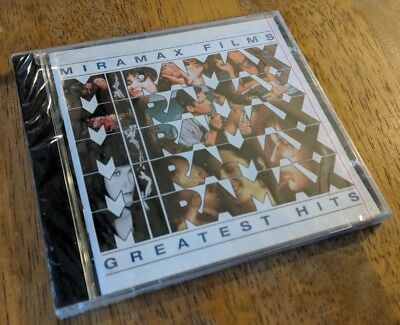 The Miramax Films Greatest Hits CD - 1997 Hollywood Records - BRAND NEW & SEALED