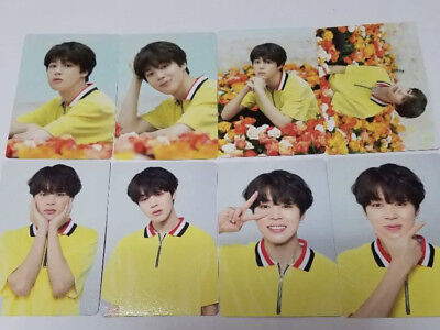 BTS - JIMIN Photo card  LOVE YOURSELF - JAPAN ver. - Official MD
