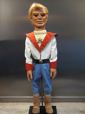 Gerry Anderson Thunderbirds Steve Zodiac Fireball XL5 Replica Puppet KIT 1:1