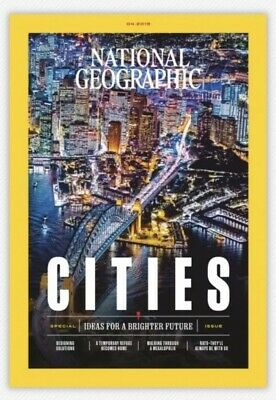 NATIONAL GEOGRAPHIC Magazine #04 (BRAND NEW ISSUE)