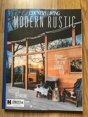 Country Living Modern Rustic Magazine - Issue 10 - Brand New