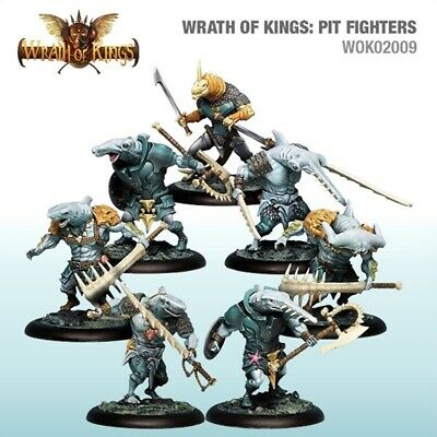 Wrath of Kings House Hadross Pit Fighters (WOK02009)