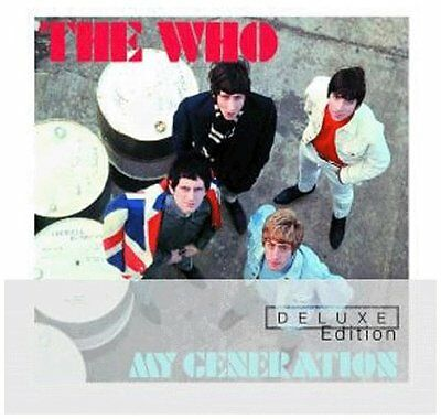 The Who - My Generation  Deluxe Edition   2 Cd  2002  Mca  Universal  Sleepcase