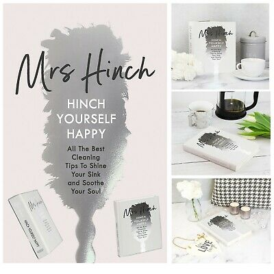 Hinch Yourself Happy (Hardback) Book by Mrs Hinch | New | Get by Release 04/04 !