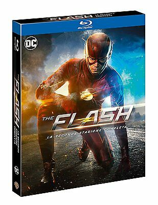 The Flash - Stagione 2 (4 Blu Ray) Serie Tv