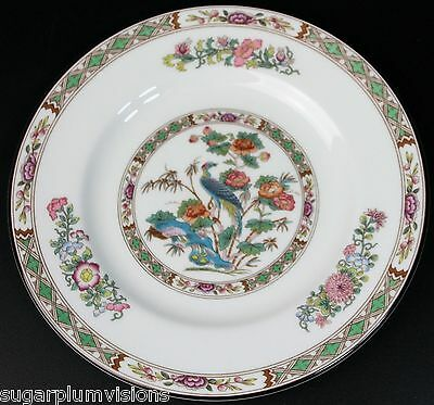 "Wedgwood KUTANI CRANE Bread and Butter Plate 6"" Excellent R4464"