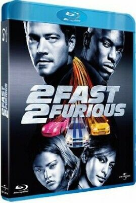 2 Fast 2 Furious BLU-RAY NEUF SOUS BLISTER