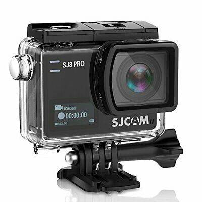 SJCAM SJ8 Pro Action Kamera Wifi Sports Cam 4K Camera 12MP Ultra Full (sj8 pro)