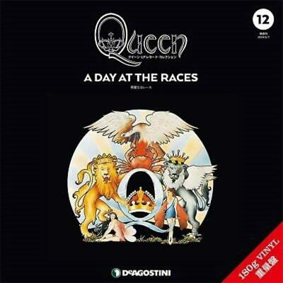 Queen LP Record Collection #12 A Day At The Races Vinyl DeAGOSTINI w/Track