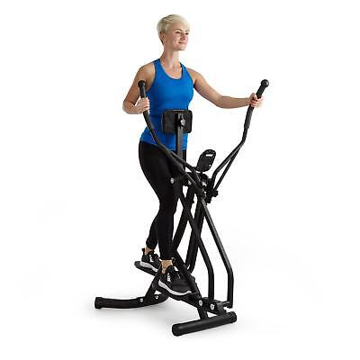*B-WARE* Crosstrainer Air Walker Cardio Ellipsentrainer Fitness Stepper