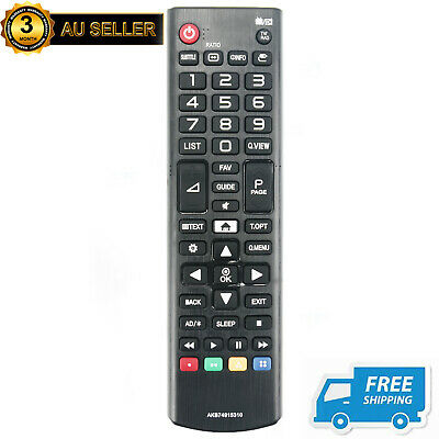 New AKB74915310 Replacement Remote Control for LG TV 32LH570D 43LH570T 49LH570T