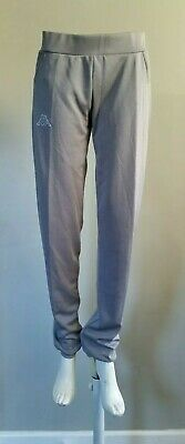 Girls Womens LADIES Kappa TRACK SUIT TROUSERS Pants jogging bottoms size Large