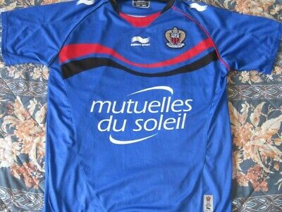 Maillot Shirt Camiseta NICE OGC Macron away Season 2011 Size XL