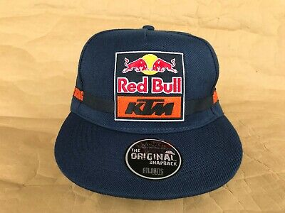 23ec9589e01367 RED BULL ATHLETE Only KTM Factory Racing Hat Cap Snapback - $45.44 ...