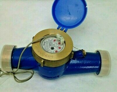 50mm Aquamotion Multi Jet Water Meter BSP Screwed Connections