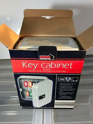Workshop / Office Key Cabinet Safe Lock Box - Brand New