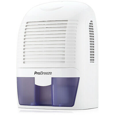 Pro Breeze Deshumidificador Compacto y Portátil - 1500 ML