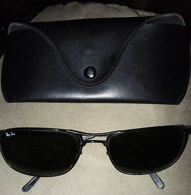 7eda44f05bba VINTAGE VERSUS GIANNI VERSACE Sunglasses Holder Case Made in ITALY ...