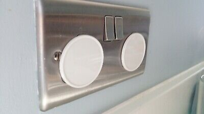 UK Plug Socket Covers Child Baby Safety Electric Protector Guard Same Day