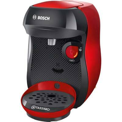 Machine à capsules Bosch Haushalt Happy TAS1003 rouge 1 pc(s)