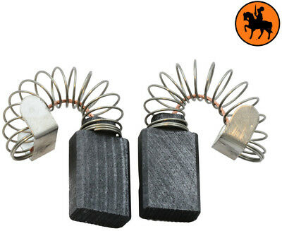 Carbon Brushes for Milwaukee Drill 337528 - 0.20x0.39x0.59''