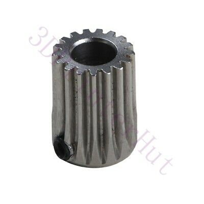 BMG Motor Gear Pinion Gear 5mm 17T Gear Extrusion Wheel for BMG extruder