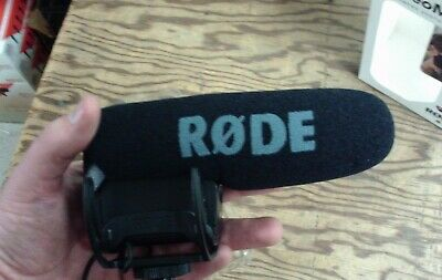 Rode Video Mic Pro, Mint Condition VMPR,  On-Camera Shotgun Microphone