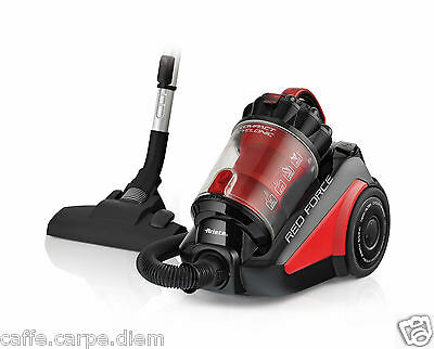 Ariete 2739/1 Redforce Red Line Aspirateur Cyclonique 700w sans Sac