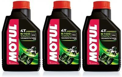 MOTUL 5100 10W40 Semi-Synthetic 4T (5L) Engine Oil - $58 58