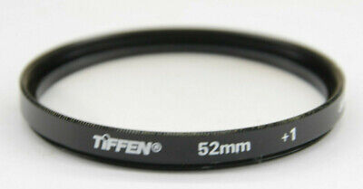 Tiffen - 52mm Close-Up 1+ Lens Filter - Used - W259