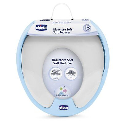 Chicco Adapter Water Reducer Soft Wc for Children 18m + Potty First Peeing