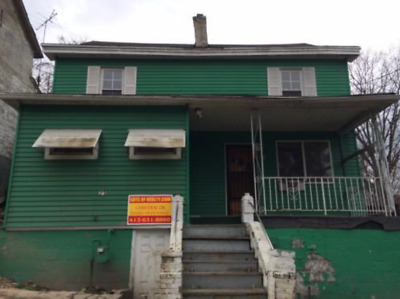 Financing Available -3 Bedroom 1.5 Bath House PA - Pittsburgh PA Metro Area