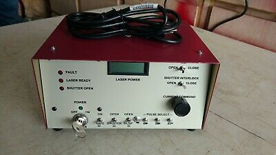 Lee Laser  Power Supply Laser External Control Controller