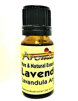 Lavender Essential Oil 100% Pure Natural UKCertified French Aromatherapy Massage