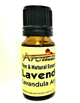 Lavender Essential Oil 10ml-100ml 100% Pure Natural UK Certified French Organic
