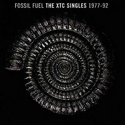 Fossil Fuel: The XTC Singles 1977-1992 By XTC  , Music CD