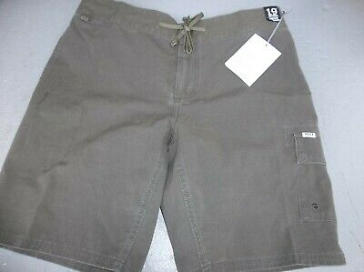 567fed6560 Nwt Men's Reef Creek Shorts/Boardshorts.size 32.Olive.brand New For