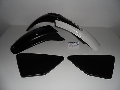 Dt175Mx  Yamaha 1977 / 1978 Front And Rear Fender Packs + Side Covers