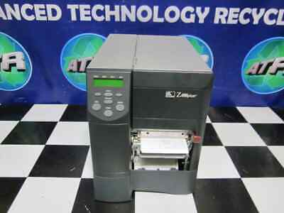 ZEBRA Z4MPLUS INDUSTRIAL Thermal Label Printer, Tested and