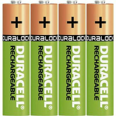 Pile rechargeable LR3 (AAA) NiMH 1.2 V Duracell DUR203822 800 mAh 4 pc(s)