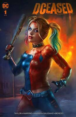 Dceased #1 Shannon Maer Trade Dress Variant Limited To 3000