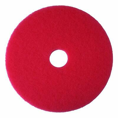 Rotary Floor low speed buffer pads 17inch diameter - pack of 5 brand new.