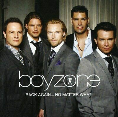 Boyzone - Back Again...No Matter What - The Greatest Hits [CD]