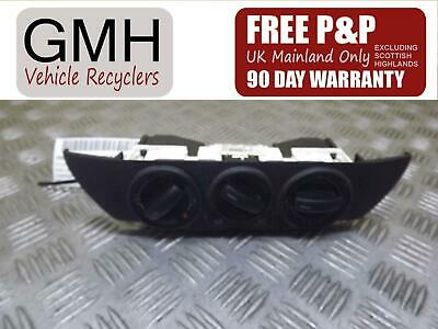 Volkswagen Polo Mk4 Heater Climate Controller Without Ac Unit Panel 2005-2009§*